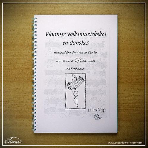 Vlaamse volksmuziekskes en danskes