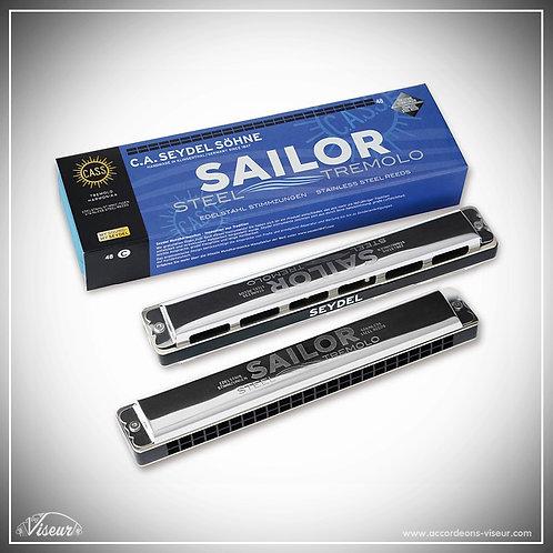 Seydel Tremelo-Sailor Steel