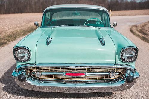 Vintage Car for Weddings