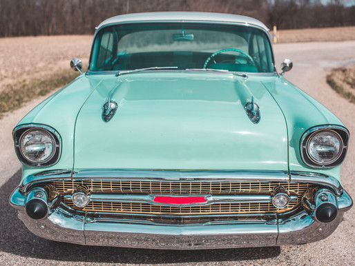 7 Steps to get Started in the Vintage Car Community.
