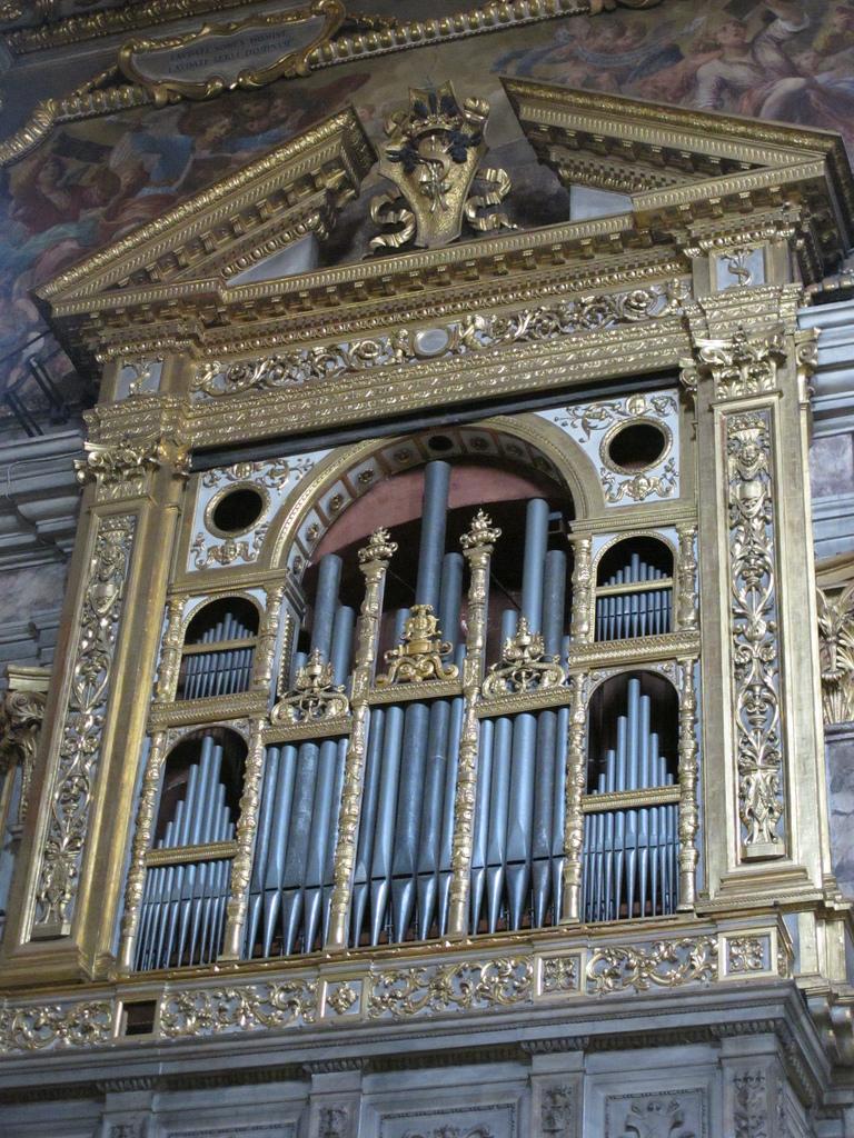 Santissima_Annunziata Organ