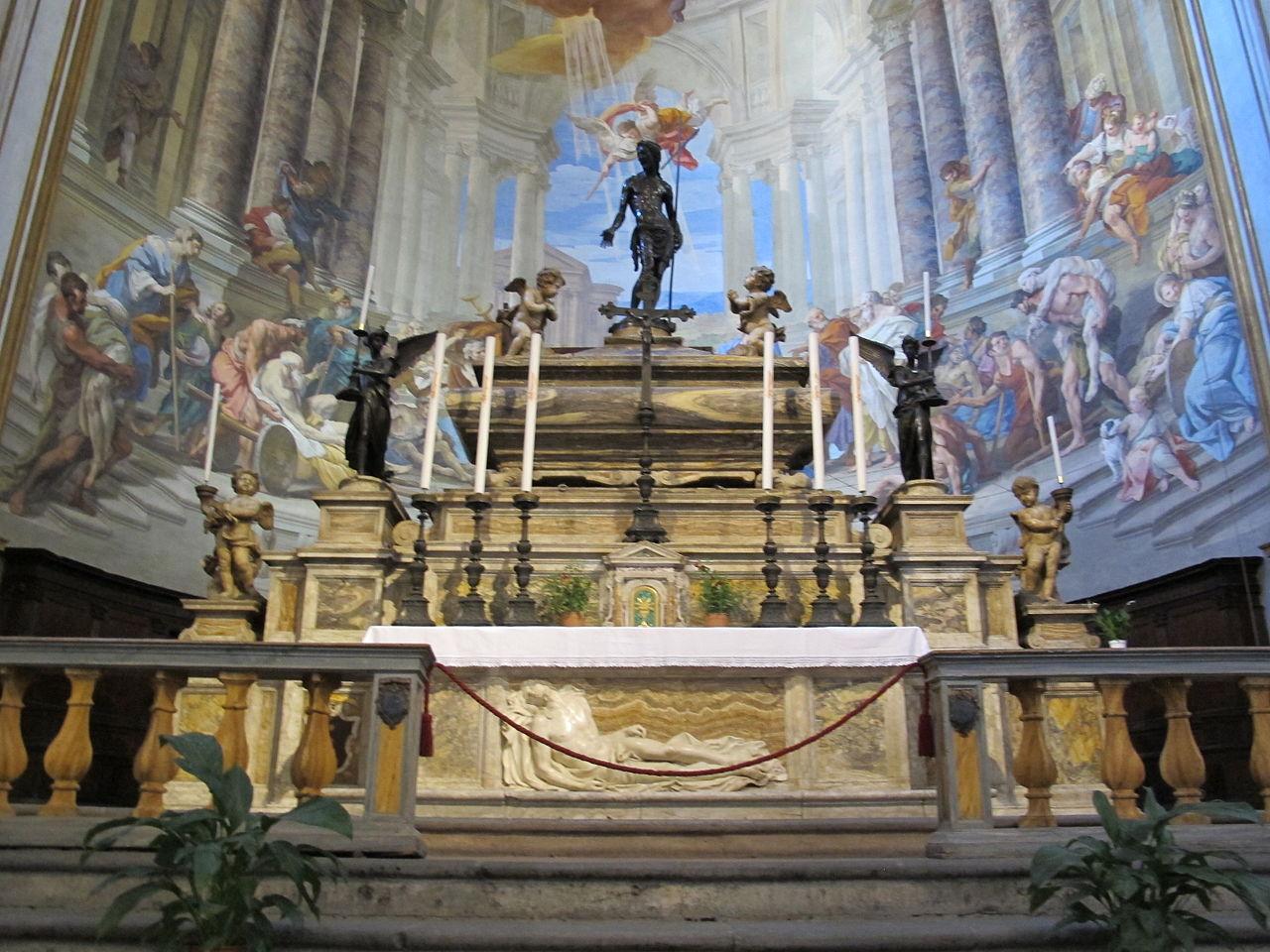 Santissima_Annunziata__Altar