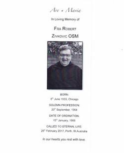 Bob Obituary
