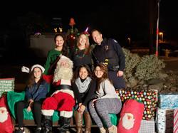 Santa & Friends