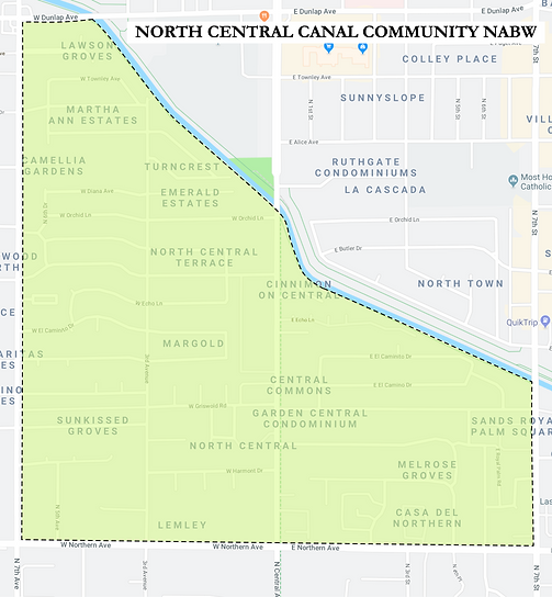 MAP-NORTH CENTRAL CANAL COMMUNITY-NABW.p
