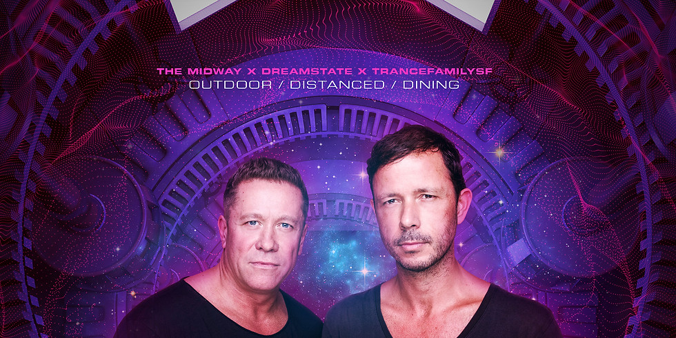 Cosmic Gate: Outdoor Dining
