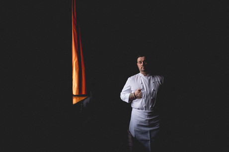 Chef Mike Carrino