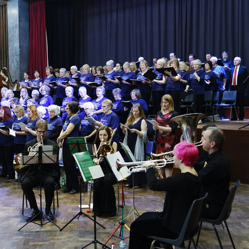The ECS Choir