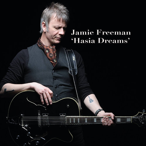Jamie Freeman - Hasia Dreams EP