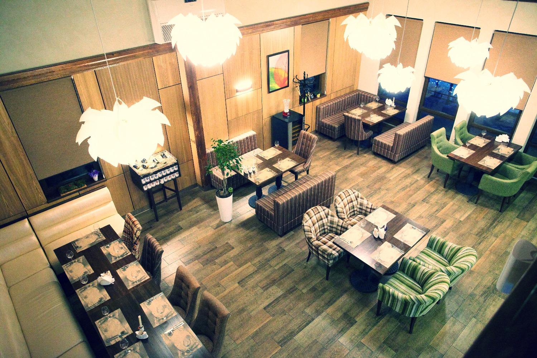 1 этаж ресторана