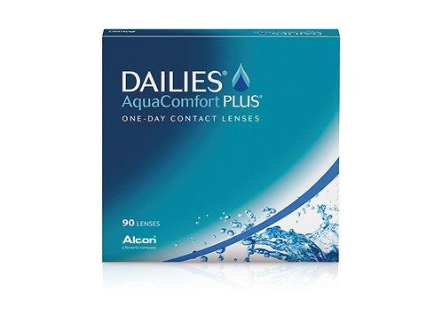 Alcon Dailies AquaComfort Plus 90 pack