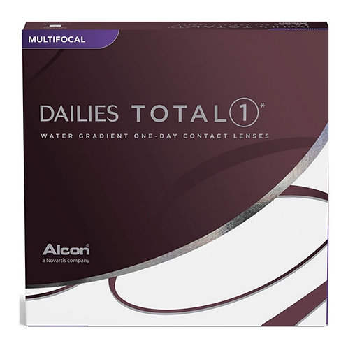 Alcon Dailies Total1 Multifocal 90 pk