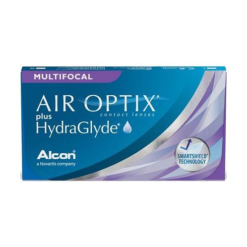 Air Optix plus Hydraglyde Multifocal 3pk