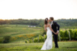 bride and groom photography stone tower winery