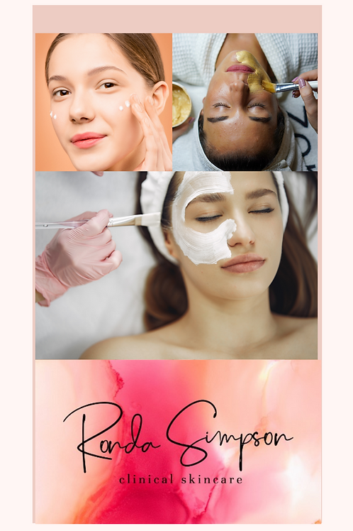 One Step to Fabulous Mask Facial in a bag four-pack set