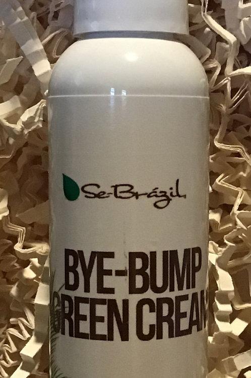 Bye-Bump Green Cream