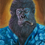 UNTITLED GORILLA