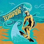 Boardwalk Surfer