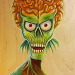 Zerostreet Jimenez Art Pulp Horror Monst