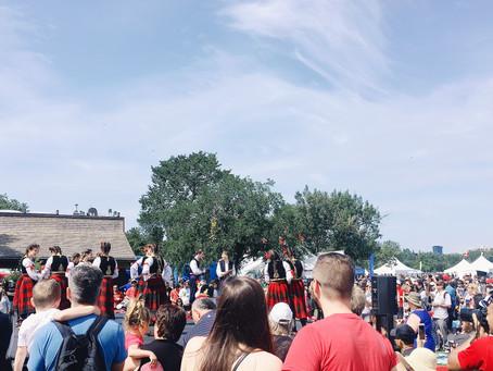 世界最大規模!The Edmonton Heritage Festival