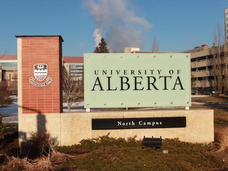 アルバータ大学について