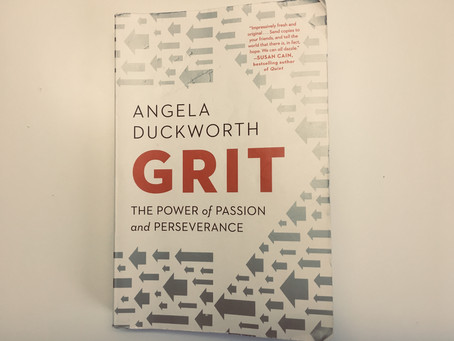 GRIT: THE POWER of PASSION and PERSEVERANCE | Angela Duckworth