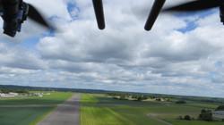 Air Strip aerial shot