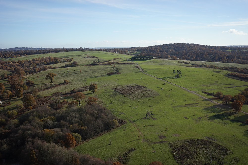 600 Hectare Topographical Drone Land Survey - Royal Tunbridge Wells, Kent