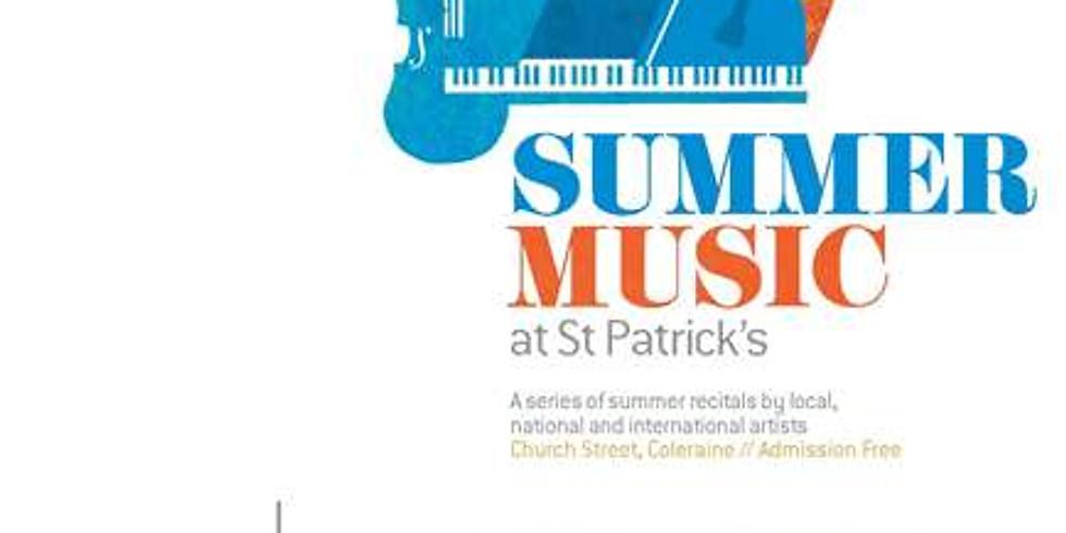 St Patrick's Summer Recital Series