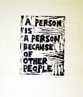 A Person is a Person... 2015