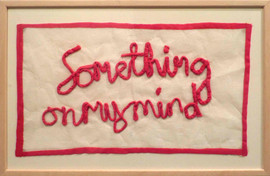 Something on my Mind III - 2013