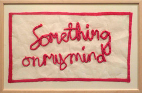Something on my Mind III - 2013