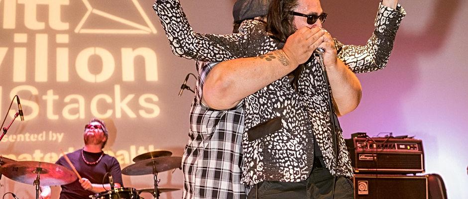 Dennis Gruenling & Nick Moss LIVE