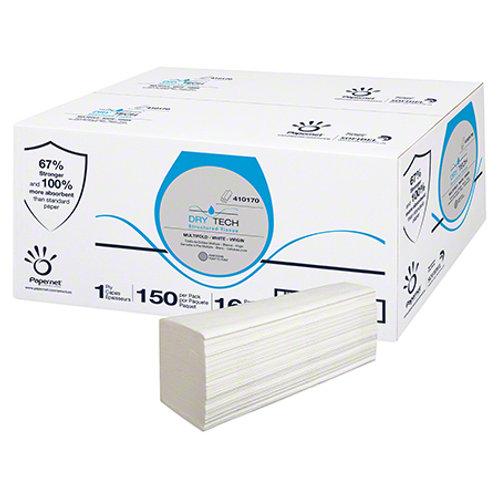 Sofidel Tech Dry Multifold TAD Towel - White