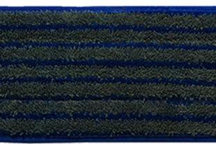 "24"" Microfiber Scrubber velcro mop"