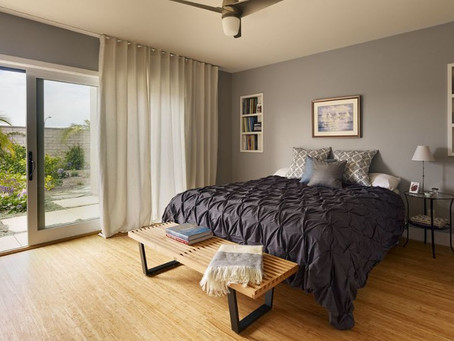 There, I said it: Vertical Blinds in Vacation Rentals - The stupidest Idea.
