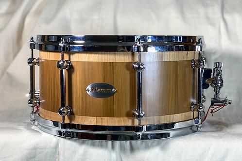 Cherry/Cedar Snare Drum