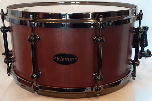 African Mahogany Snare Drum
