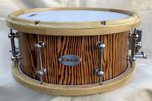 Douglas Fir Snare Drum