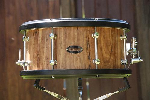 Zebra Wood Snare Drum