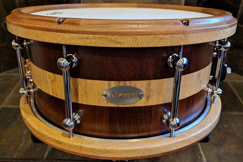 Walnut/Lati Symphonic Snare