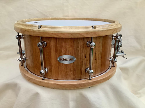 Mahogany Snare Drum