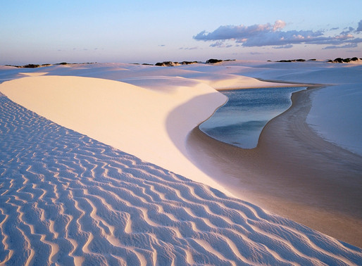 Tarfaya Strip: Where Sahara meets the Ocean