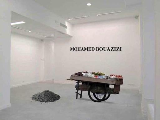 Hommage à Mohamed Bouazizi par Effer Lecebe