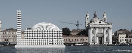 Mosquée Flottante à Venise