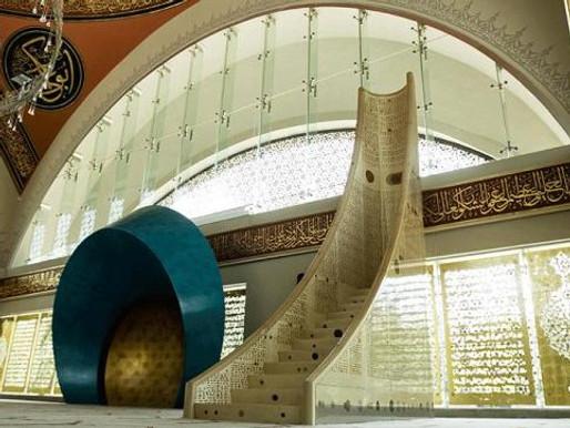 Tour du monde des mosquées: Sakirin, une mosquée décorée par une femme sur les hauteurs d'Ista