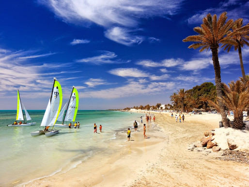 Les 10 plus belles plages de Tunisie