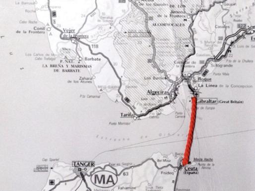 Expo: Tunnel du détroit de Gibraltar