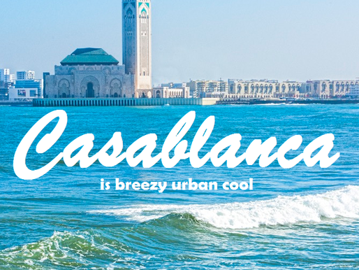3 days in Casablanca