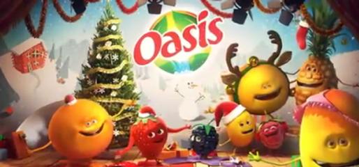Oasis – Les Petits pépins Noël